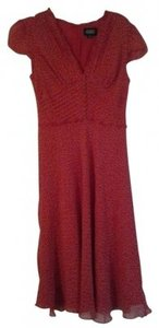 red Maxi Dress by Adrianna Papell