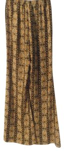 Xhilaration Wide Leg Pants MULTI-COLOR