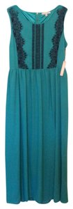 Green Maxi Dress by Gibson and Lattimer