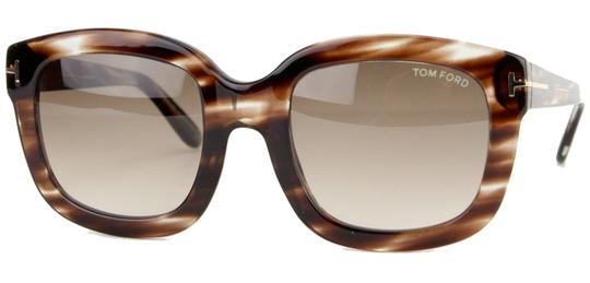 Tom Ford NEW TOM FORD SUNGLASSES CHRISTOPHE FT0279 TF279 279 49F MADE IN ITALY Image 3