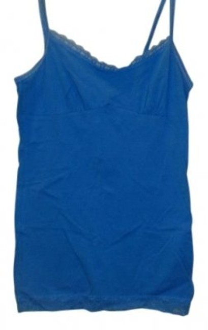 Preload https://img-static.tradesy.com/item/14376/forever-21-blue-basic-with-lace-tank-topcami-size-12-l-0-0-650-650.jpg