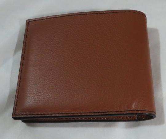 Coach Coach men's COMPACT Leather ID WALLET Image 1