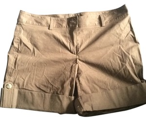 Theory Cargo Shorts Brown