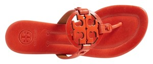 Tory Burch Miller 2 Dark poppy red Sandals
