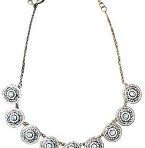 J.Crew J CREW CIRCLE STATEMENT NECKLACE
