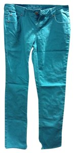 Total girl Straight Pants Turquoise