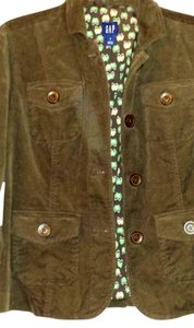 Gap Corduroy Brown Jacket