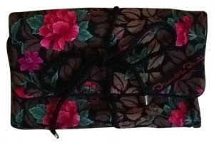 Oscar de la Renta Floral Travel Bag