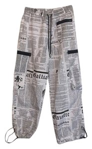 John Galliano Baggy Pants
