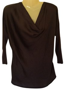 Vince Camuto Top Brown