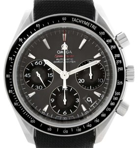 Omega Omega Speedmaster Day-Date Chrono Watch 323.32.40.40.06.001 Box Papers