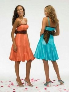 Landa Designs Arabesque & Copper M704 Dress