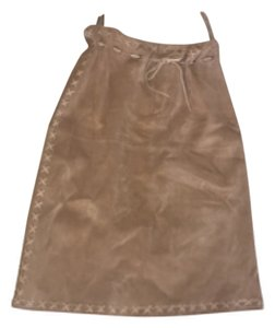 For Joseph Skirt Tan nude