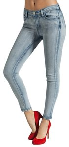 J Brand Skinny Jeans-Light Wash