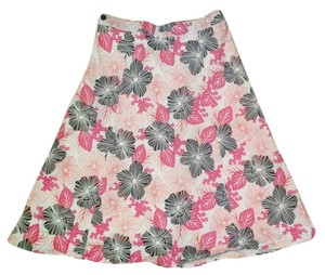 Sweet life Floral Lined Skirt