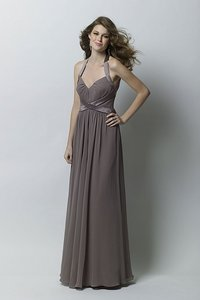 Wtoo Star Light/Pacific Watters Watters 281 Light/Pacific Retro Bridesmaid/Mob Dress Size 0 (XS)