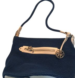 The Sak Satchel in Cobalt Blue