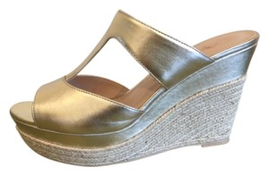 GOLD WEDGES soft gold Wedges