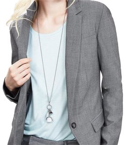 Banana Republic Lightweight Wool Blazer