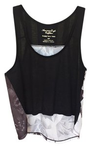 American Eagle Outfitters Top Black/white