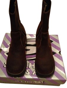 Skechers Brown Boots