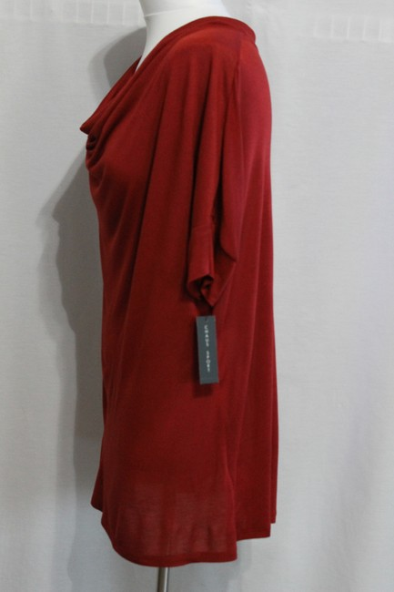 Chaus Top Red Spice