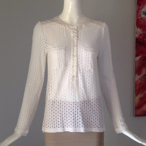 Marc by Marc Jacobs Top white