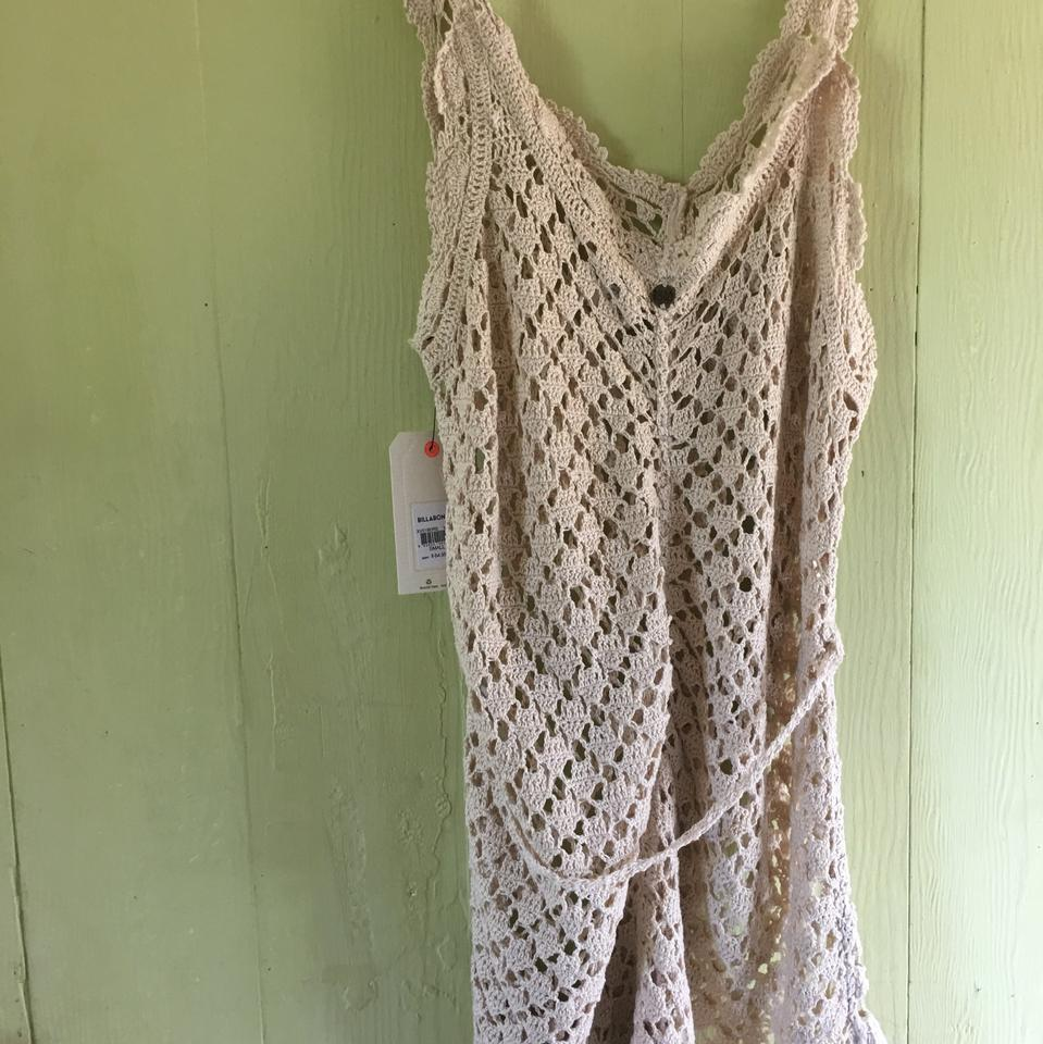 Billabong Dream Lover Romper Cover-up/Sarong Size 4 (S) 40% off retail