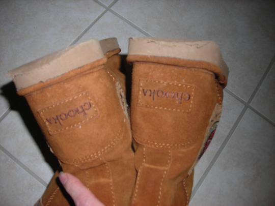 Other Fleece Lined Snow brown Boots