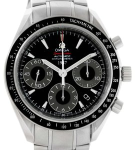 Omega Omega Speedmaster Day Date Watch 323.30.40.40.06.001 Box Papers