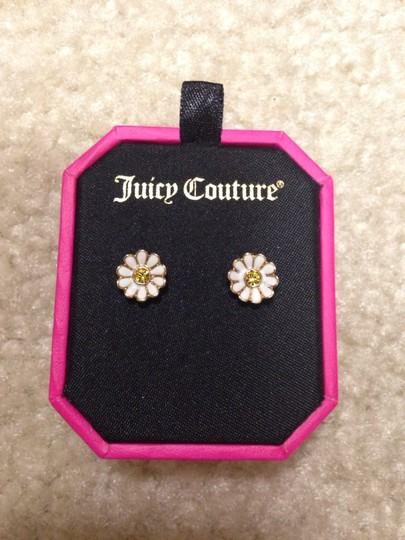 Juicy Couture Juicy Couture Necklace & Earring Set Nwt