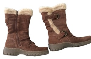 Bare Traps Brown Boots