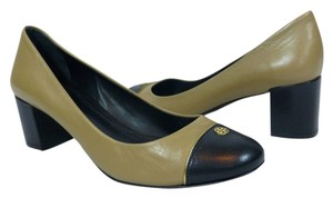 Tory Burch Leather Multi-color Pumps