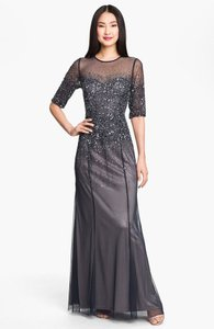 Adrianna Papell Dark Grey/Navy Adrianna Papell Dress