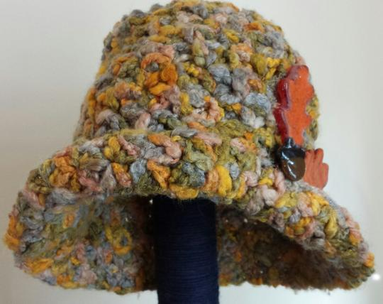 Keep it Beautiful SALE. WOODLAND Thick Knit Cloche