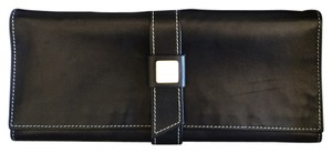 Vacheron Constantin Leather Black Clutch