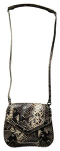 Rebecca Minkoff Snake Leather Cross Body Bag