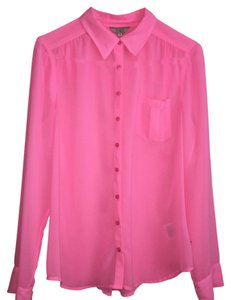 Guess Top Bubblegum pink