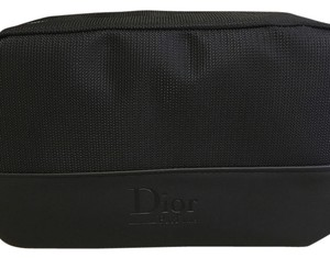 Dior Black Travel Bag