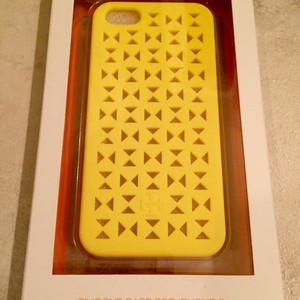 Tory Burch iPhone 5/5S Mosaic Perforated Case