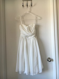 Tevolio White Dress