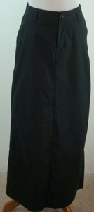 Gap 1 Modest Long Skirt Black