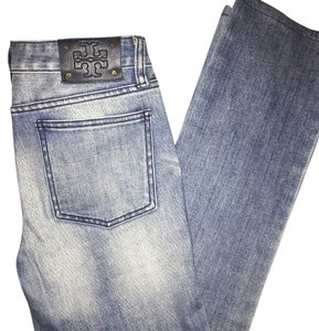 Tory Burch Straight Leg Jeans