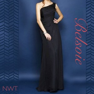 Belsoie Black Nwt Belsoie Bridesmaid Or Prom Dress Belsoie L154071 Dress