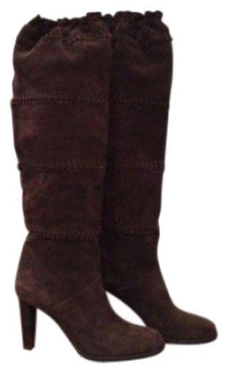 Preload https://item2.tradesy.com/images/coach-brown-suede-bootsbooties-size-us-6-regular-m-b-143896-0-0.jpg?width=440&height=440