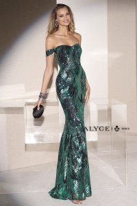 Alyce Paris Jade 5655 Dress