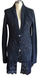 Free People Charcoal Jacket