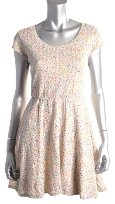 As U Wish Junior Holiday Christmas Sequin Large Dress