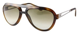 Tod's Tod's Havana Acetate Sunglasses TO12
