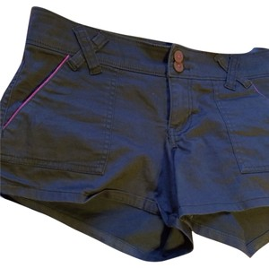 Hollister Mini/Short Shorts Olive and Pink